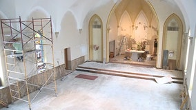 Pewaukee historic church restoration, donations needed