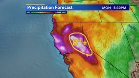 Northern California flooding, massive snow expected this weekend