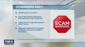 We Energies warns customers, be alert for possible utility scams