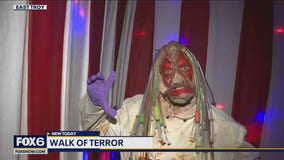 Group offering frightening fun while supporting good cause
