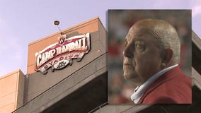 Badgers naming Camp Randall field after Barry Alvarez