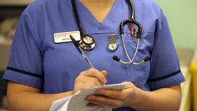 Nursing school applications rise amid COVID-19 burnout among staff