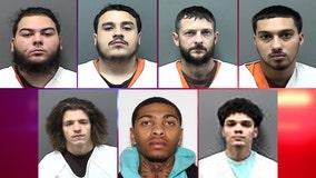 Racine 'Bag Boys' drug bust: Multiple arrests, others wanted