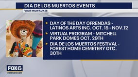 Autumn, Halloween events throughout Milwaukee