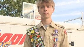 Oak Creek Eagle Scout earns all 137 merit badges