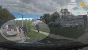 Wauwatosa police chase video released; 5 arrested