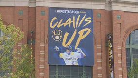Brewers fans heartbroken by NLDS loss: 'This was the year'