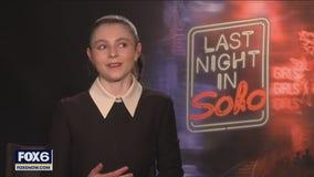 Gino talks with stars of 'Last Night in Soho'