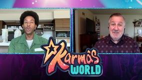 Creator of 'Karma's World' talks with Gino Salomone