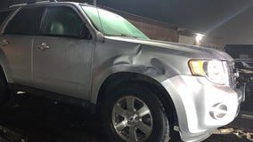 Racine County hit-and-run driver located, arrested