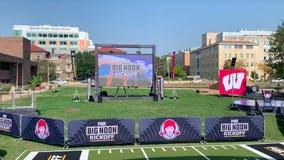 FOX Sports Big Noon Kickoff at Camp Randall