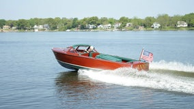 Boat maker relocates to Wisconsin from Michigan
