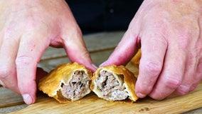 Taste of TNF recipe: Cheesesteak empanadas with black pepper mayo