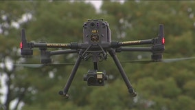 Western Lakes Fire District drone offers unique features
