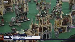 Brickworld Milwaukee at Wisconsin State Fair Pavilion