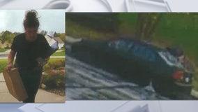 Menomonee Falls theft; female suspect sought by police