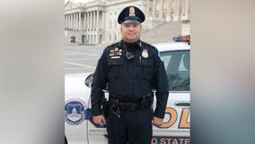 Capitol police officer indicted for allegedly helping Jan. 6 riot suspect conceal involvement