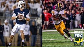 Penn State vs. Iowa: Win $10,000 for free with FOX Bet Super 6