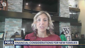 Financial considerations when starting a family