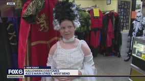 Gear up for Halloween, visit Lori's Costume Shop in West Bend