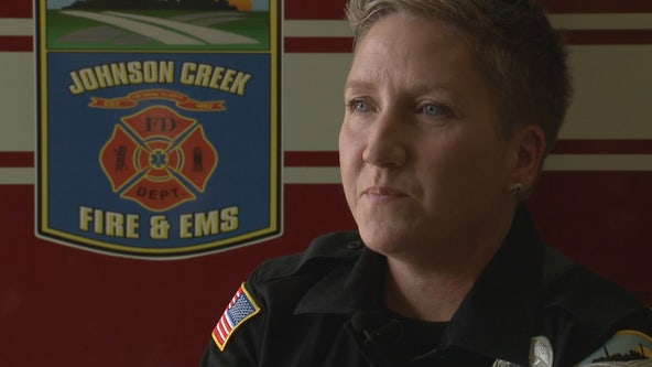 Answering the call: 1 moment changed a paramedic's life forever