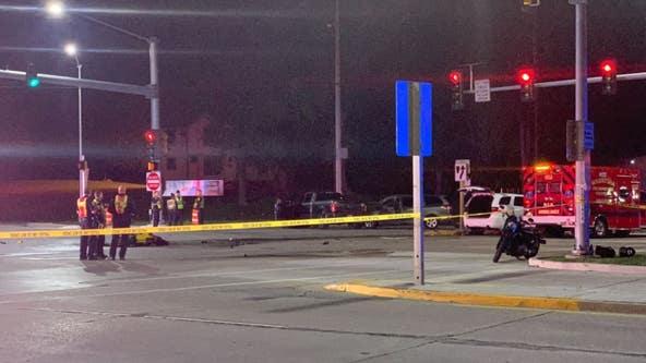 Waukesha 'serious crash' closes Highway 164 at Racine Avenue