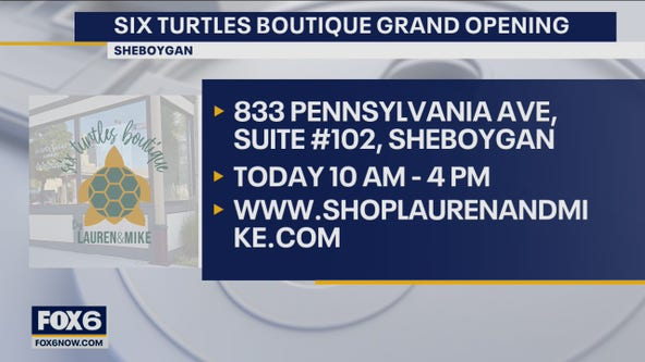 Size-inclusive women's boutique opens in Sheboygan