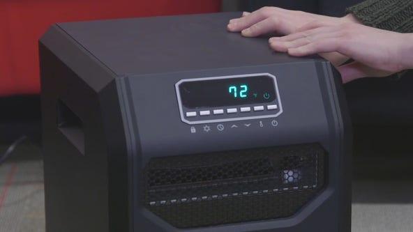 Safest space heaters