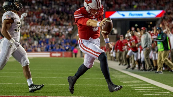 Wisconsin Badgers down Army at Camp Randall