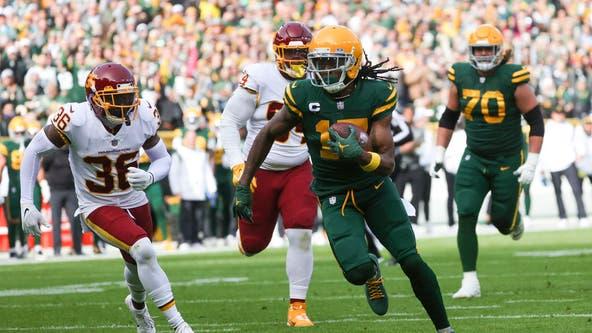 Green Bay vs. Washington: Packers win 24-10