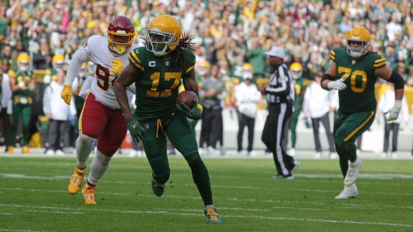 Packers WR Davante Adams placed on reserve/COVID-19 list