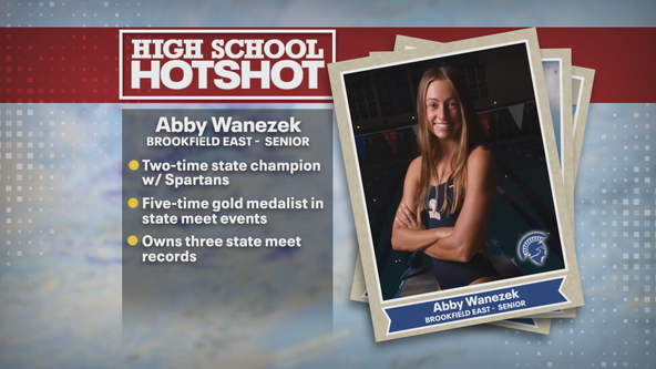 Brookfield East swimmer leaving records in her wake