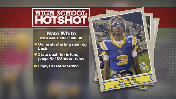 Speed runs in the family for Milwaukee King three-sport athlete