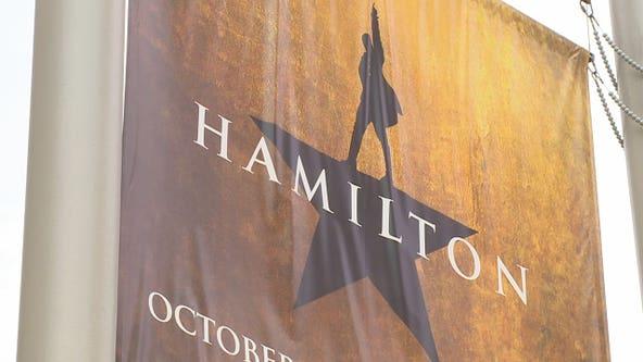 'Hamilton' Marcus Center's 1st show in 18 months