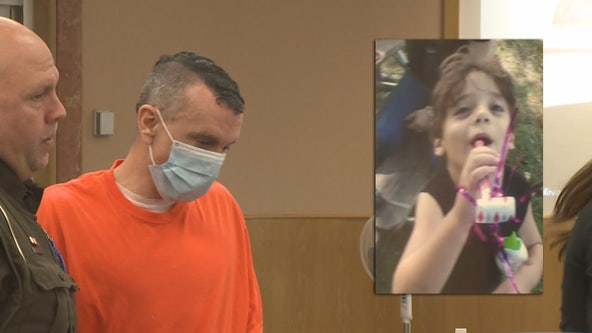 Stepfather sentenced: 22 years in death of 6-year-old boy with autism