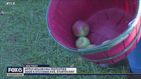 Apple Holler in Sturtevant offering family friendly fall festivities