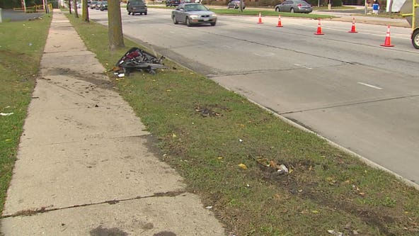 Another Milwaukee reckless driving crash, city leaders express 'disgust'
