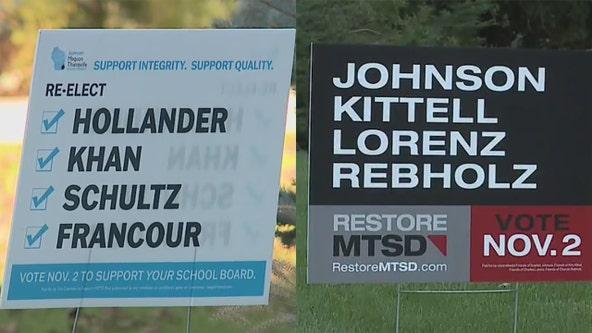 Mequon-Thiensville school board recall election intensifies