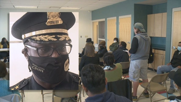 Milwaukee police chief hiring; Norman fields community questions