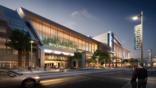 Wisconsin Center expansion groundbreaking; $420M project underway