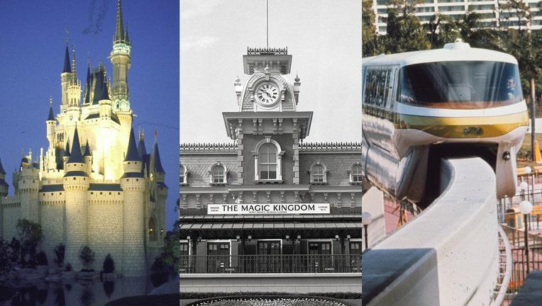 1971 magic kingdom