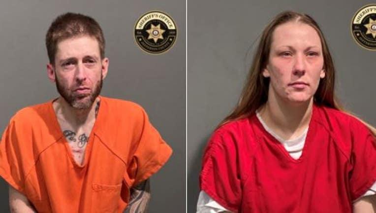 Jeremy Esposito, Jonelle Esposito (Credit: Jefferson County Sheriff's Office)