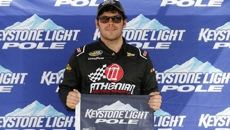 NASCAR Camping World Truck Series Careers for Veterans 200 - Qualifying