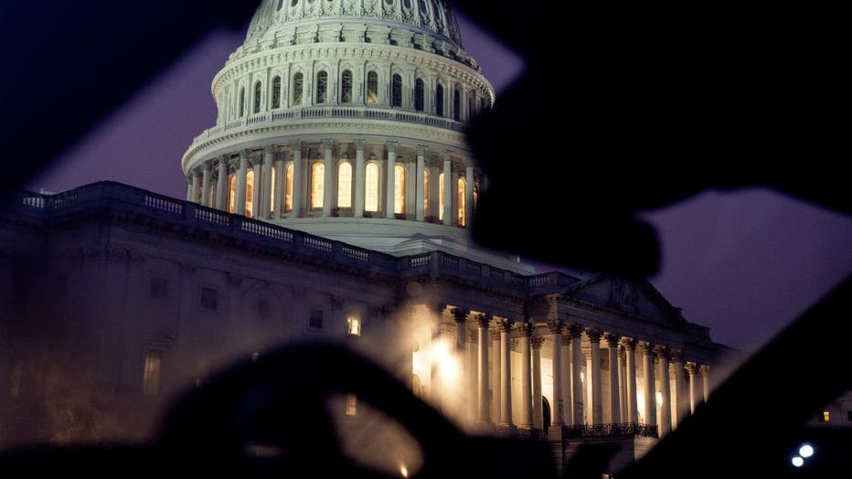 Senate Poised To Pull Nation Back From Default Brink For Now