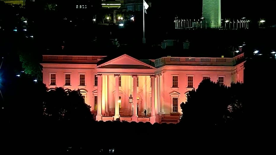 White House Pink