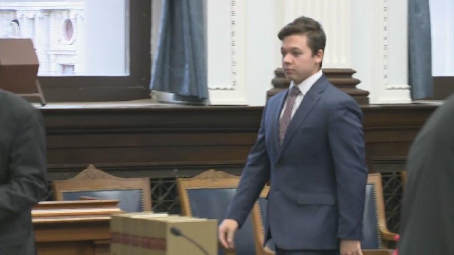 Kyle Rittenhouse motions hearing (Oct. 5, 2021)