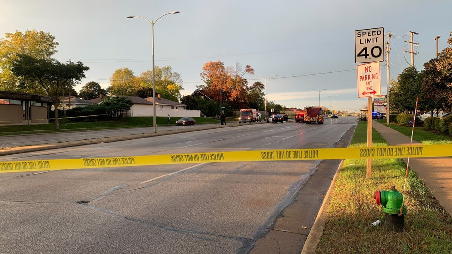 Shooting near 76th and Mill, Milwaukee