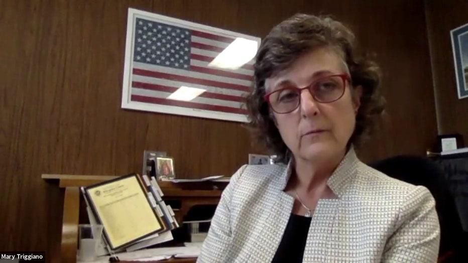 Milwaukee County Chief Judge Mary Triggiano