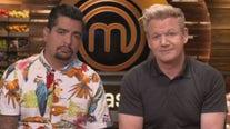 Aaron Sanchez and Gordon Ramsey talk 'MasterChef'