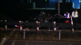 2 killed in wrong-way crash in Fort Worth